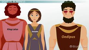 Oedipus Blinds Himself Quote Oedipus Rex Themes U0026 Lesson Transcript Study Com