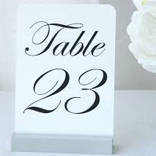 what size are table number cards silver table number holder table number holders wedding table