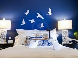 deco chambre adulte bleu idée décoration chambre adulte bleue