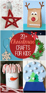 fun christmas crafts for kids u2013 happy holidays