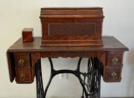 Vintage Singer Sewing Machine Cabinet The Copycat Collector Collection 185 Vintage Singer Sewing Machine
