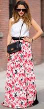 25 maxi skirt ideas stayglam