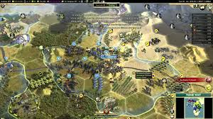 Scramble For Africa Map by Let U0027s Play Civilization 5 Brave New World Scramble For Africa