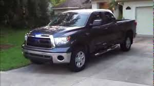 Firestorm Scanning Led Tailgate Light Bar by 2010 Tundra W Plasmaglow Night Raider Led Youtube