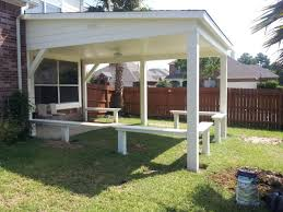 patio covers and porches shed style patio covera
