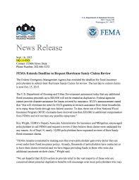 fema help desk phone number fema extends deadline to request hurricane sandy claims review