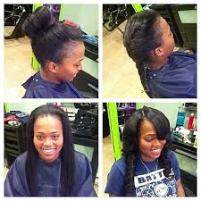 versatile vixen sew in vixen hairstyle with short hair best short hair styles