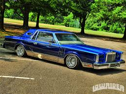 1981 lincoln mark vis lowrider magazine