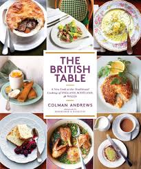 british table a new look at the traditional cooking of england