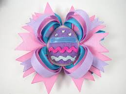 smashing easter hair bows for kids 2014 hair accessories