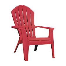 Red Modern Furniture by Adams Resin Adirondack Chair 8371 95 3900 Adirondack U0026 Rocking