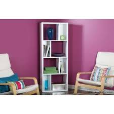 Purple Bookcase Bookcase 8 Bookcases Home Office Furniture The Home Depot