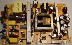 repair kit hanns g hg281d lcd monitor capacitors ebay