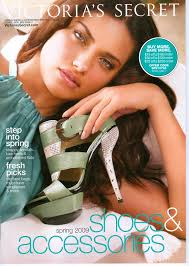 Catalog Covers by Catalog Covers 2009 Adriana Lima Fan