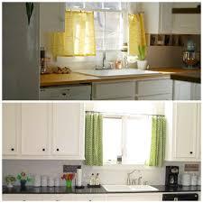 Kitchen Window Curtains Small Kitchen Window Treatments Blindsgalore