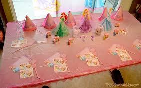 a dream come true disney princess party thesuburbanmom