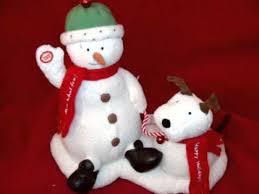 2004 hallmark animated snowman jingle pals fresh batteries