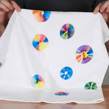 How To Make A Colorado Flag Tie Dye Shirt Sharpie Pen Science Steve Spangler Science