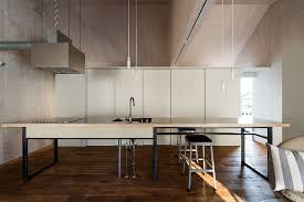 Japan Kitchen Design Modern Industrial Japanese Home Redefines Boundaries Of Style And