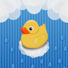 1 4 sheet yellow rubber duck baby shower edible frosting cake