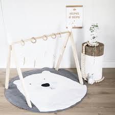tapis ourson chambre bébé tapis ourson chambre bebe 15 tapis ours polaire pour chambre de