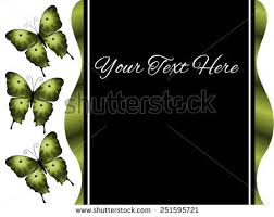 butterfly border side stock images royalty free images vectors