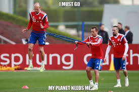 Robben Meme - because robben is from another planet 3 by bital meme center