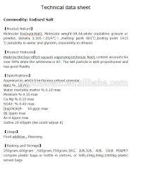 density of table salt table salt view table salt brands oem product details from