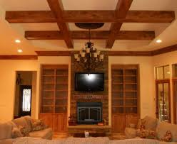 Designs Of False Ceiling For Living Rooms by Living Room Stunning Custom Drop Ceiling In Living Room False