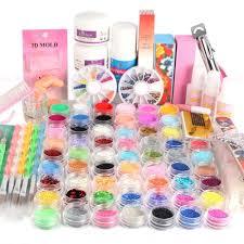 acrylic nail designs kit kiss acrylic nail kit review and demo diy