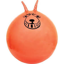 Small Space Hopper - adults giant inflatable blow up bouncing jumping retro space