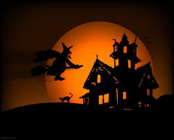 halloween moon background halloween desktop wallpaper backgrounds halloweenist com