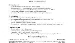 resume for high graduate with little experience sle resume unbelievable high job exles sle student first