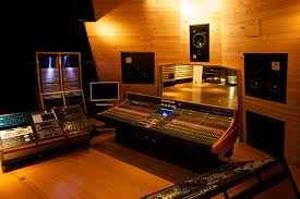 Studio Mixing Desks by Api Vision Console