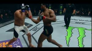 Uppercut Meme - francis ngannou puts luis henrique to sleep with a uppercut in his