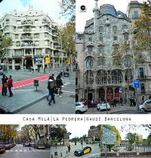 casa milà la pedrera casa batlló barcelona 1 cquek