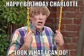 Charlotte Meme - charlotte thompson charchart twitter