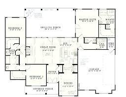 rancher floor plans ranch floor plans with split bedrooms cool split bedroom floor