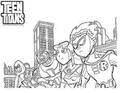raven teen titans coloring pages coloring 4 kids dc super