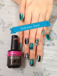 orly gel fx felicious nails