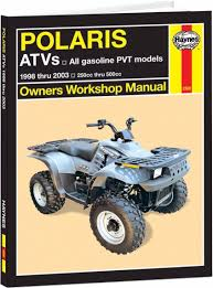 haynes service manual polaris scrambler 2x4 500 2001 4x4 400 2002