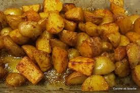 cuisiner la pomme pommes de terre au four aux épices le de cuisine en bouche