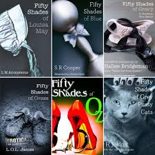 Shades Of Gray 50 Shades Of Grey Parodies Popsugar Love U0026