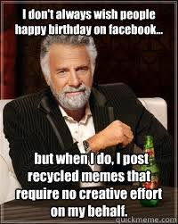 Lesbian Birthday Meme - happy birthday you lesbian nazi hooker happy birthday quickmeme