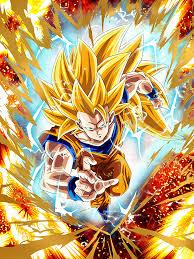 power shake universe super saiyan 3 goku dragon ball