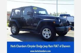 edmunds jeep wrangler used jeep wrangler for sale in danvers ma edmunds