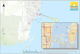 Miami Area Map by Department Of Health Daily Zika Update Florida Department Of Health