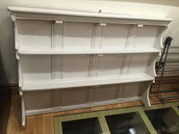 farmhouse country style shelf wall unit in haddington east