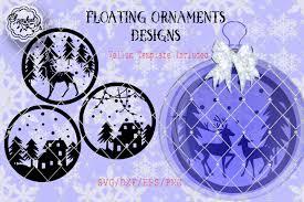 floating ornament designs svg eps png dxf by sparkal