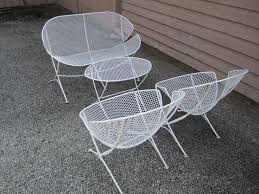 Wire Patio Chairs Century Patio Furniture Photo 29 My Favorite Things Wire And